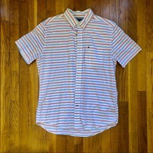 Tommy Hilfiger   Men's Classic Fit Casual Button